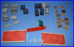 Marx playsets 60mm FREIGHT TRUCKING TERMINAL
