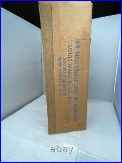NOS 1950s Sealed Box Nellybelle Jeep Dale Evans Pat Brady Bullet #869 WOW