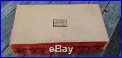 Original 1950's MARX Fort Apache Stockade BOX ILLUSTRATED Box 100% Authentic