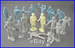 Original MARX Untouchables Figures and Accessories! Excellent Condition