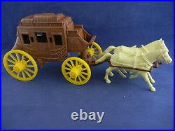 Original Marx Tales of Wells Fargo Stagecoach Complete