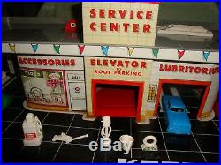 Private Label Tin Litho Wards Service Center WithCars & Accessories