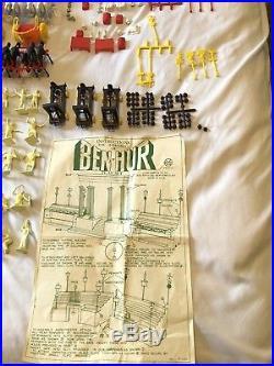 RARE Marx Ben Hur Series 5000 Playset