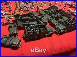 RARE! Marx Vintage D-DAY Landing Set #6012. Sears & Roebuck & Co. Preowned