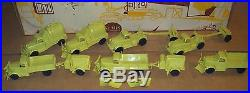 RARE VINTAGE MARX MAR TOYS SEARS ALLSTATE #6008 BIG INCH PIPELINE WithBOX WOW