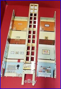 Rare. All Original Marx Skyscraper Playset & Acces Unassembled With Box. Offers