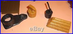 Rare MARX Fort Mohawk Frontier Playset No. 3752 Indians, Soldiers PLUS More