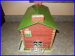 Rare Marx Fire House Firestation Firehouse