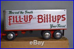 Rare Marx Hess Fill-Up with Billups Tractor Trailer Truck
