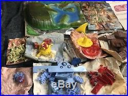 Rare Vintage 1961 Sears Disneyland Complete Allstate Marx Toy Play Set