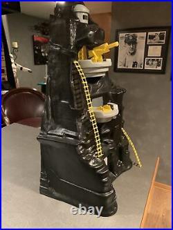 Rare Vintage Marx Guns Of Navarone Mountain Cannons Toy Playset