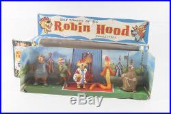 Robin Hood Disneykins === Walt Disney Display Marx play sets