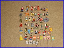See & Play Disney Castle by Marx Miniature Figures Disneykins Accessories