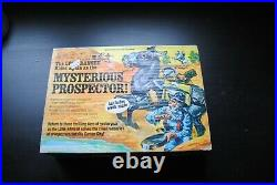 The Lone Ranger Rides Again Mysterious Prospector Super Nice Boxed Set