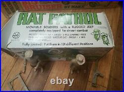 The Rat Patrol by MARX