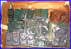 VINTAGE MARX 1960s 4752 BATTLEGROUND PLAY SET IN ORIGINAL BOX