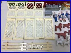 VINTAGE MARX PET SHOP PLAYSET in ORIGINAL BOX Very Nice Condition