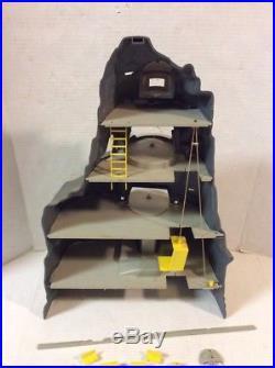 VTG 1977 Navarone Mountain Giant Play Set Marx Toys MOUNTAIN ELEVATOR HOOK PULLY