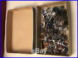 Vintage 1950's/'60's Marx Play Set Blue And Gray Armies Soldiers Civil War