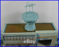 Vintage 1960's Marx American Airlines International Jet Port Set
