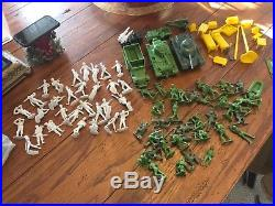 Vintage 1981 MEGO MARX WWII Battle of Navarone Giant Playset Mostly complete