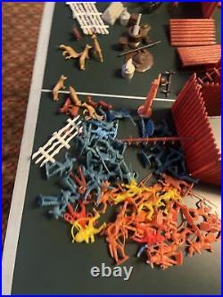 Vintage Fort Apache Marx Toys 3681