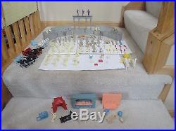 Vintage MARX 1959 Ben Hur Plastic Playset #4702 see pictures