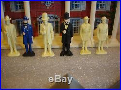 Vintage MARX BATTLE OF THE BLUE AND GRAY Civil War Playset Series 1000