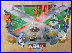 Vintage Marx American Airlines Astro Jet Airport Set Marx Amazing Find