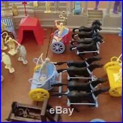 Vintage Marx Ben Hur Play Set