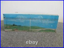 Vintage Marx Cape Kennedy Action Carry-all Metal Tin Litho Playset No. 4625