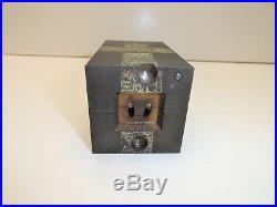 Vintage Marx Dwight D. Eisenhower Ike 60mm Steel Figure Injection Mold Rare