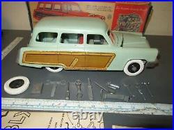 Vintage Marx Fix-all Station Wagon