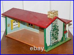 Vintage Marx Happy Time Cottage in Box