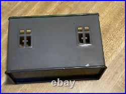 Vintage Marx Newlyweds Bathroom Room Box Tin Lithograph Toy Set