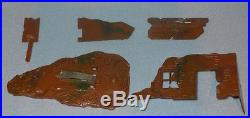 Vintage Marx Playset EXPLODING HOUSE from Battleground Toy Soldier Set, Old, HTF
