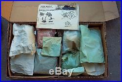 Vintage Marx Playset, Tank Battle, In Original Sears Box & Packaging