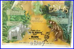 Vintage Marx Prehistoric Monsters and Mammals Second Series Sealed