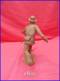 Vintage Marx Prototype Frontiersman With Rifle Figure 6