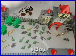 Vintage Marx ROBIN HOOD Robinhood Playset Play Set with Box # 4723