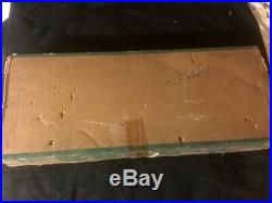 Vintage Marx SUPER CIRCUS Tin Litho Play Set NEW IN BOX
