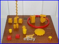 Vintage Marx Super Circus Play Set in the Box