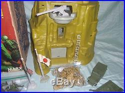 Vintage Marx WWII Battle of Iwo Jima GIANT Play Set # 4314 Original Box Toy