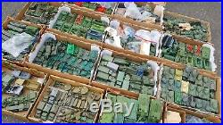 Vintage Playset Hoard MARX TIMMEE PYRO MPC etc army men Indians Parts Acessories