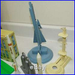 Vintage The Marx-Atomic Cape Canaveral Missile Base in Box by Louis Marx