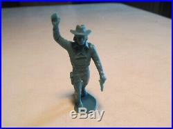 Vintage original Marx Last Stand at Little Big Horn General Custer figure-NICE