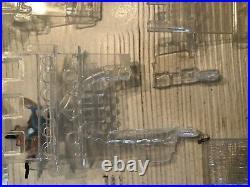 Walt Disneys See & Play Disney Castle with Disneykins & Accessories By Marx 1960